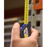 ATORN Рулетка карманная 5 м с вертикальным делением шкалы, класс точности II (ЕС)