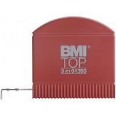 Рулетка карманная со смотровым окошком, 2 м х 13 мм, класс точности II (ЕС)