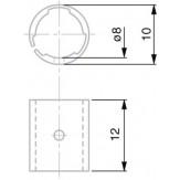TESA Втулка зажимная VKE для TESA арт.02611014