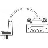 Тип соединительного кабеля: MR–RS232 C