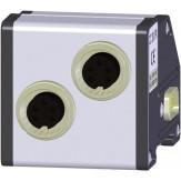 Модуль измерительный IMB-im2 шины IM, с возможностью подключения 2 индуктивных измерительных щупов для длиномеров TESA