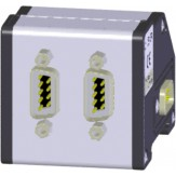 Модуль измерительный IMB-sm2 шины IM, с возможностью подключения 2 стандартных измерительных щупов с интерфейсами RS232/OptoRS232.