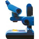ZEISS Стереомикроскоп STEMI DV4-LED на штативе С, увеличение 8х -32x
