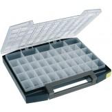 RAACO Чемодан сортиментный ДхШхВ = 421x361x55 мм, с 45 вставными элементами