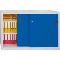 Шкафы универсальные с раздвижными дверцами