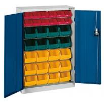 Шкафы с ящиками для открытого хранения