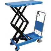 Стол подъемный двойного действия, грузоподъемность 350 кг, диапазон 350-1320 мм