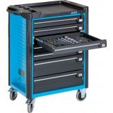 HAZET Тележка инструментальная Assistent Модель 179-7, с 7 полностью выдвижными ящиками