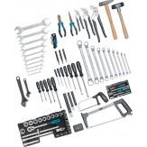 HAZET Набор инструментов механика для промышленности (95 шт.)