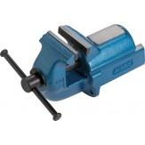 ATORN Тиски слесарные 100 мм, литые, синие