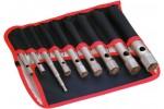 ORION Ключи трубчатые с внутр.шестигранником (наб. из 12 шт.) в картонной упаковке