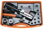 ALFRA Пробойник ручной гидравлический Compact, прямой, со стяжными болтами 19,0 и 19,0х9,5 + сверло и дистанционные гильзы
