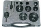 ATORN Сверла корончатые HSS биметаллические (наб. из 12 шт.) 16 - 67 мм