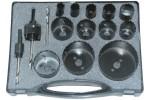 ATORN Сверла корончатые HSS биметаллические (наб. из 15 шт.) 16 - 76 мм