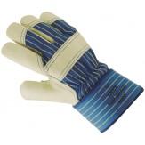 UVEX Перчатки защитные Top Grade 8000  из цельной воловьей кожи для работ со значительной механической нагрузкой, мягкие, эластичные, размер 9