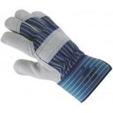 UVEX Перчатки защитные Top Grade 8000  из спилковой воловьей кожи для работ со значительной механической нагрузкой, мягкие, эластичные, размер 9