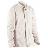 Куртка сварщика, из специальной цельной кожи Sebatan, застежка на кнопки, с карманами, размер XL