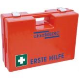 Чемодан первой помощи, оранжевый, укомплекторан в соотв. с DIN 13157