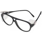 Очки защитные с дужками, DIN EN 166 F