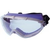 Очки защитные панорамные, не запотевающие, DIN EN 166 -F