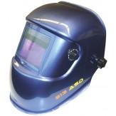 EWO Шлем защитный для сварки, цвет синий