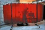 Занавес защитный (пленка) для сварки Elektro T 75