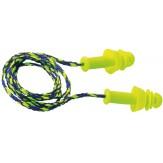 UVEX Беруши многоразовые Whisper+ SNR 27 дБ, со шнурком, в гигиенической пластмассовой коробе