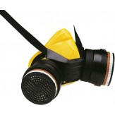 EKASTU Safety Полумаска защитная Polimask BETA/силикон