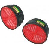 EKASTU Safety Фильтры газозащитные 200 A1 (упак. 8 шт.)
