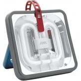 Фонарь рабочий GOLIATH 250+, 55 Вт, с 2 штепсельными разъемами, кабель 5 м