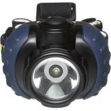 Фонарь светодиодный налобный, 1,0 Вт, модель LuxeonBeam, с 3 батареями Микро/ААА
