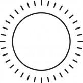 PFERD Напильник алмазный игольчатый круглый, зерно D 91
