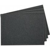 KLINGSPOR Бумага шлифовальная, для обработки  краски, лака, шпатлевки, 230х280 мм, карборунд 60 водостойк.