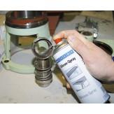WEICON Спрей силиконовый - скользящее и разделяющее средство для производства и тех. обслуживания, 400 мл