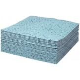 POLYTEX Полотенца влажные 40х42 cм (упак . 35 шт.), синие