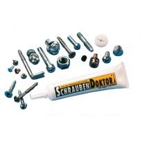 Средства для ремонта металлических поверхностей