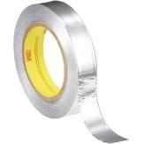 3M Лента клейкая алюминиевая 431, 25 мм х 55 м