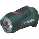 METABO Фонарь ручной аккумуляторный PowerLED 12 10 Volt / 1,5 Ah