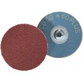 PFERD Диск шлифовальный Combidisc d 75 мм, абразив: зерно 36, A-PLUS