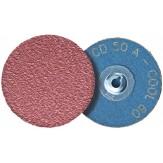PFERD Диск шлифовальный Combidisc d 50 мм, абразив: зерно 36, A-COOL Inox-Forte