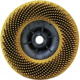 3M Диск зачистной специальный Scotch-Brite BD-ZB, зерно 80 d 115 мм, желтый