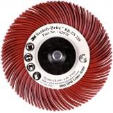 3M Диск шлифовальный радиальный Briste BB-ZB, тип С, зерно 80, d 76 мм, желтый