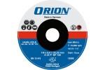 ORION диск обдирочный по металлу 180x6x22 мм, твердое исполнение