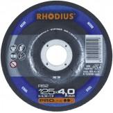 RHODIUS диск обдирочный по металлу 115х6х22,2 мм