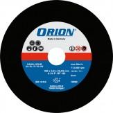 ORION диск отрезной по металлу 115x3x22 мм, универсальный