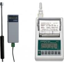 Приборы для измерения температуры и влажности