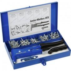 GESIPA Junior Nietbox Клещи заклепочные ручные NTX с заклепками