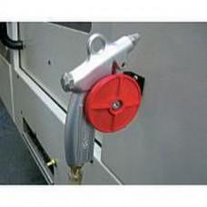 Станция для хранения пистолета продувочного, цвет красный