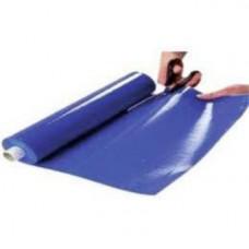 ATORN резиновый прилипающий коврик прибл. 1x400x2000 мм, синий
