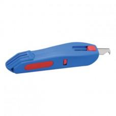 ORION Нож кабельный, для кабелей диам. 4-28 мм, с выдвигающимся изогн. лезвием
